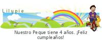 Lilypie Fourth Birthday (UsXO)